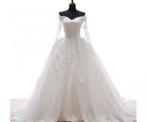 Comprar vestidos de novia en aliexpress