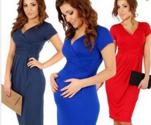 Comprar vestidos para embarazadas en AliExpress