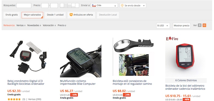 comprar velocimetor para bicicleta en aliexpress