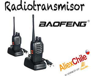 Comprar RadioTransmisor Baofeng BF-888S en AliExpress