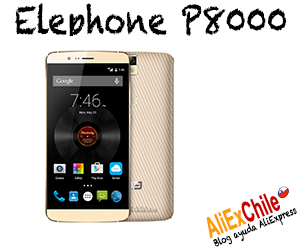 Comprar celular Elephone P8000 en AliExpress
