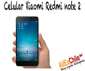 Comprar celular Xiaomi Redmi note 2 en Aliexpress