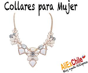 Comprar collares para mujer en AliExpress