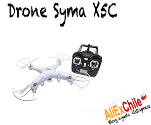 Comprar Drone Syma X5C en Aliexpress