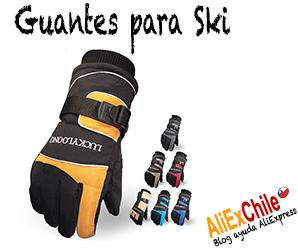 Comprar guantes para ski en AliExpress