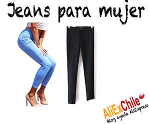 Comprar Jeans para mujer en AliExpress
