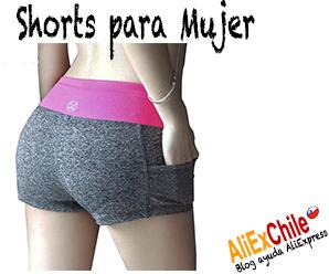 Comprar shorts para mujer en AliExpress