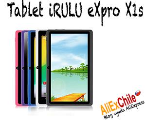 Comprar tablet iRULU eXpro X1s en AliExpress