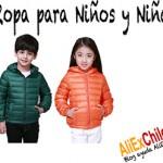 ropa para ninos y ninas