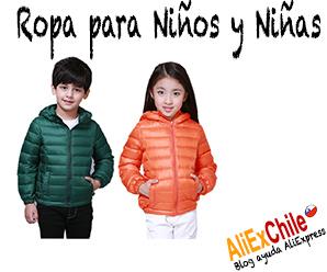 Especial Otoño – Invierno Niños y Niñas 2016 en AliExpress