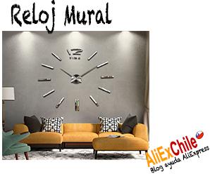 Comprar reloj mural en AliExpress