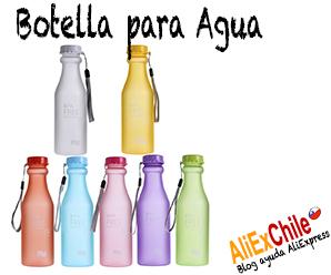 Comprar botella para agua en AliExpress