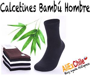 Comprar calcetines de bambú para hombre en Aliexpress