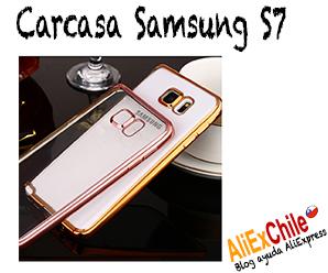 Comprar carcasa para Samsung S7 en AliExpress