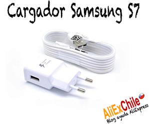 Comprar cargador para celular Samsung S7 en AliExpress