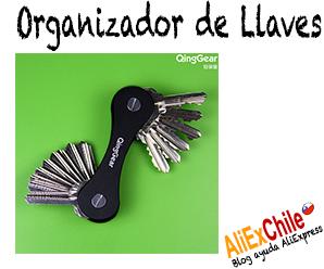Comprar organizador de llaves en AliExpress