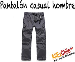 Comprar pantalones casual para hombre en AliExpress