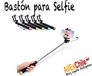 Comprar bastón para selfie en AliExpress