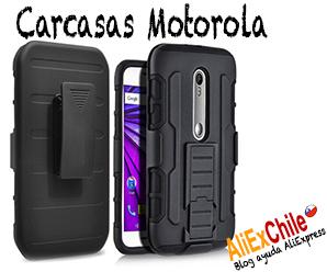 Comprar carcasa para celular Motorola en AliExpress
