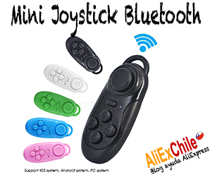 Comprar mini Joystick bluetooth en AliExpress