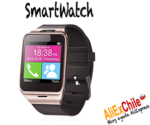 Comprar Smartwatch en AliExpress
