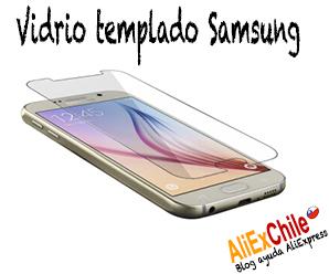 Comprar vidrio templado para celular Samsung en AliExpress