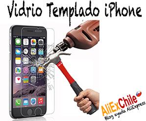 Comprar vidrio templado para iPhone