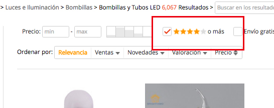 comprar-ampolletas-LED-en-aliexpress-desde-chile