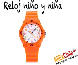 Comprar reloj para niño o niña en AliExpress