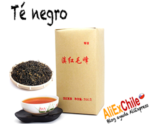 Comprar té negro en AliExpress