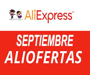 Septiembre, mes de la Patria y primavera con descuentos en AliExpress
