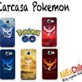 Comprar carcasa para celular de pokemon en AliExpress
