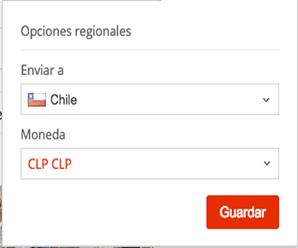 Buena noticia: Ya puedes ver los precios en pesos chilenos en AliExpress