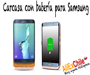 Comprar carcasa con batería para celular Samsung en AliExpress