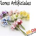 Comprar flores artificiales en AliExpress