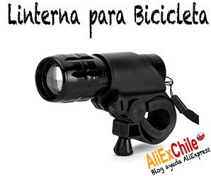 Comprar linterna para bicicleta en AliExpress