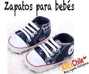 Comprar zapatos para bebés en AliExpress