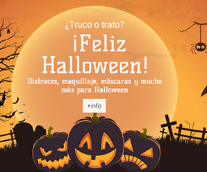 Especial Halloween 2016 en AliExpress