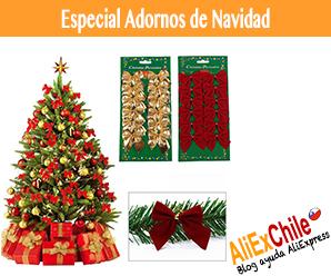 Especial Adornos de Navidad 2016 en AliExpress