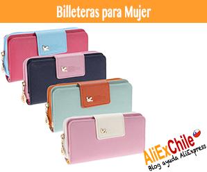 Comprar billetera para mujer en AliExpress