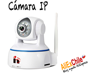 Comprar cámara IP en AliExpress