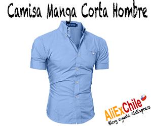Comprar camisa manga corta para hombre en AliExpress