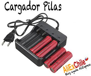 Comprar cargador de pilas en AliExpress