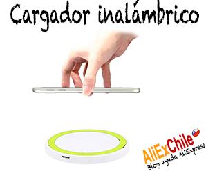 Comprar cargador inalambrico para celular en AliExpress