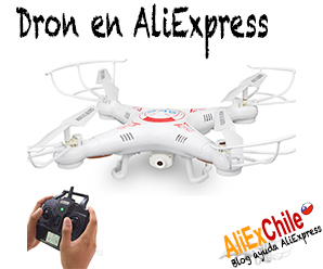 Comprar Dron en AliExpress