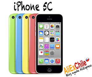 Comprar celular iPhone 5C en AliExpress