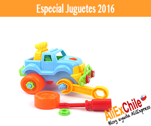 Especial 2016: Comprar Juguetes en AliExpress
