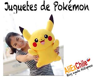 Comprar juguetes de Pokémon en AliExpress