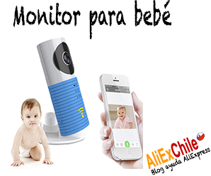 Comprar monitor para bebe en AliExpress