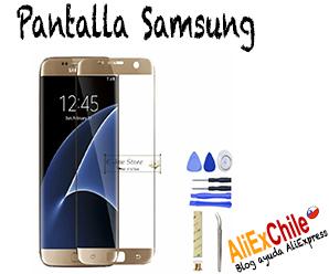 Comprar pantalla para celular Samsung en AliExpress